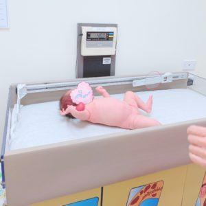 【ハワイ出産】娘と私の一ヶ月検診。産後の回復は?(生後31日)